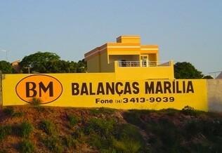 Conserto de Balanças em Marília, SP